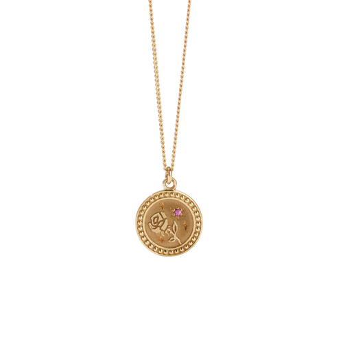 Amulet Love Necklace | 9ct Yellow Gold