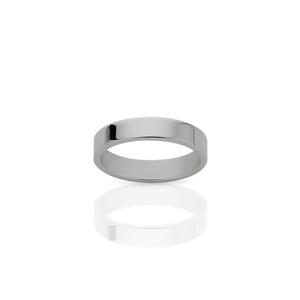 3mm Plain Band | Platinum