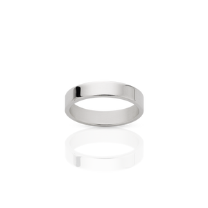 3mm Plain Band | Sterling Silver