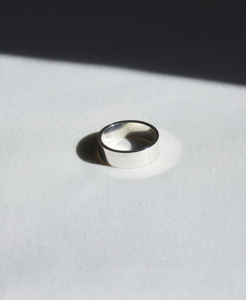 6mm Plain Band | 9ct Yellow Gold