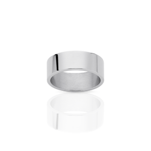 6mm Plain Band | Sterling Silver