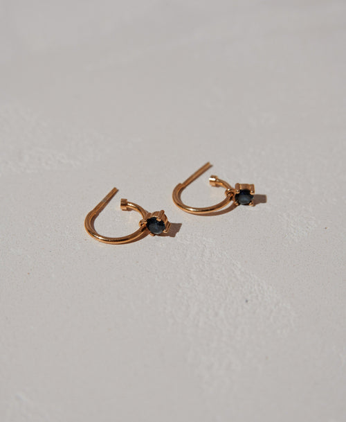 Della Earrings | Gold Plated