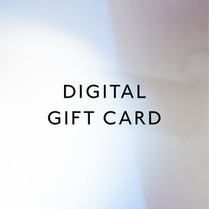 Online Gift Voucher - Digital