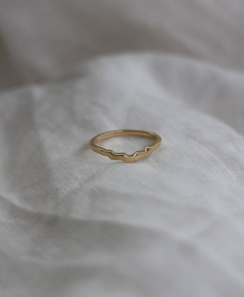 Eternal Band Plain | 14ct Yellow Gold