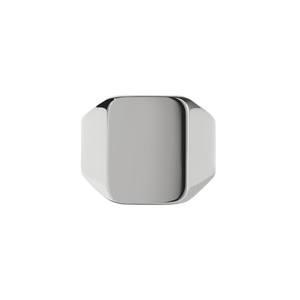Fairfax Signet Ring | Sterling Silver