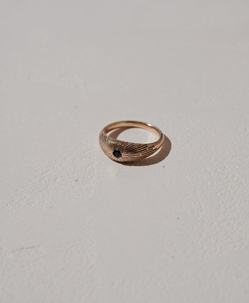 Inez Ring | Gold Plated
