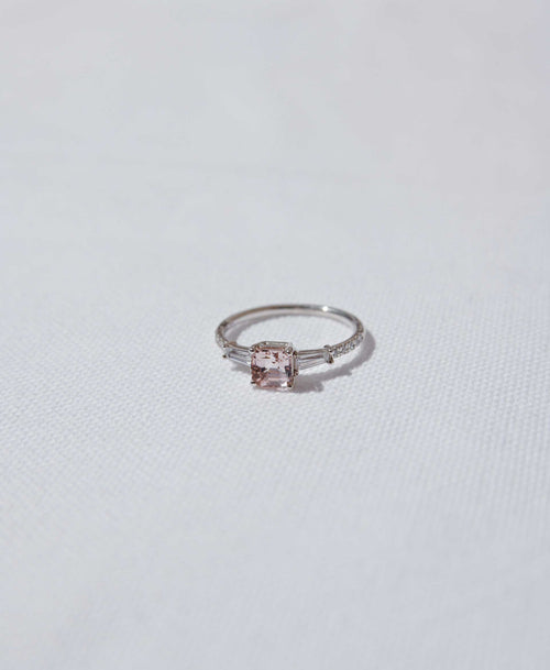 Juliet Ring | 9ct White Gold