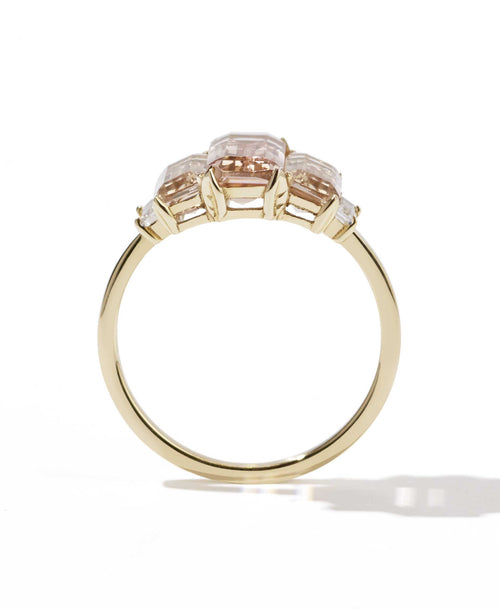 Monroe Ring | 9ct Yellow Gold