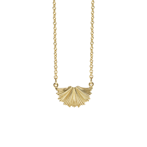 Vita Necklace | 9ct Yellow Gold