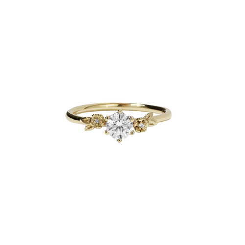 Alba Ring | 9ct Yellow Gold