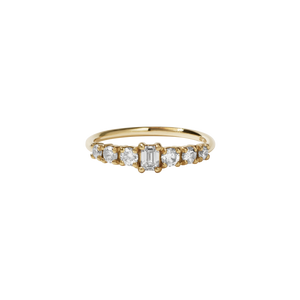 Amelie Ring | 9ct Yellow Gold