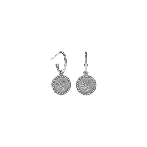 Amulet Love Earrings | Sterling Silver