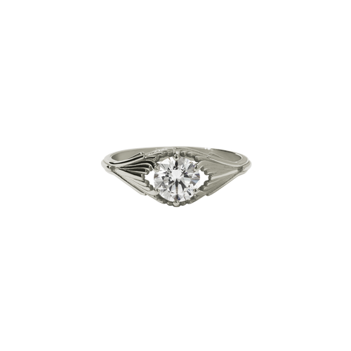 Aphrodite Ring | 14ct White Gold