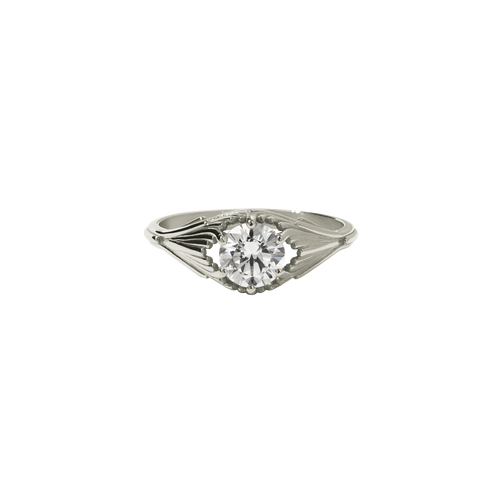 Aphrodite Ring | 9ct White Gold