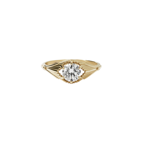 Aphrodite Ring | 9ct Yellow Gold