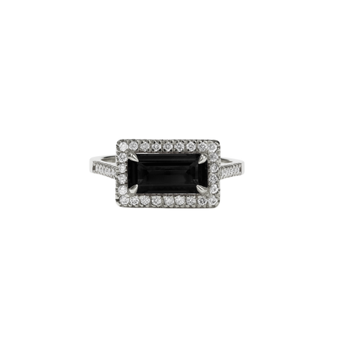 Arizona Ring | 14ct White Gold