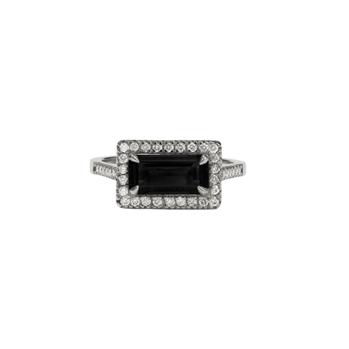 Arizona Ring | 18ct White Gold