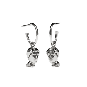 Babelogue Venus Earrings | Sterling Silver