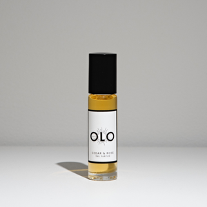 Cedar & Rose Parfum by OLO