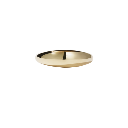 Claude Ring Plain | 9ct Yellow Gold