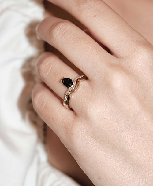 Clementine Ring | 9ct Yellow Gold