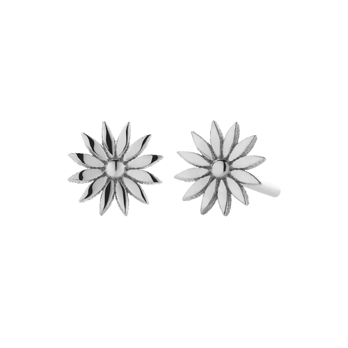 Dazed Stud Earrings | Sterling Silver
