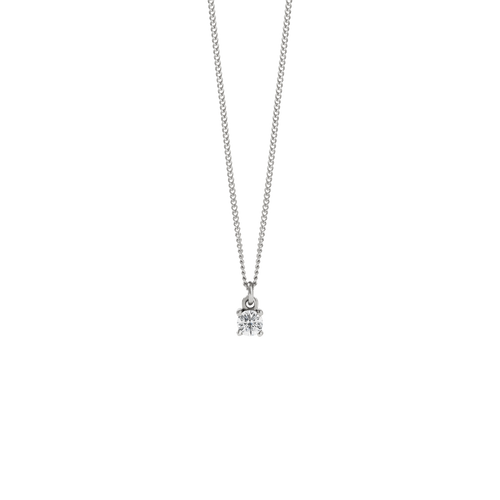 Della Necklace | Sterling Silver