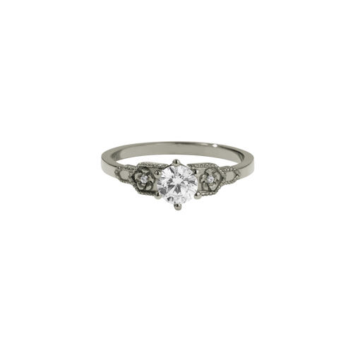 Eternal Engagement Ring 0.5ct | 14ct White Gold