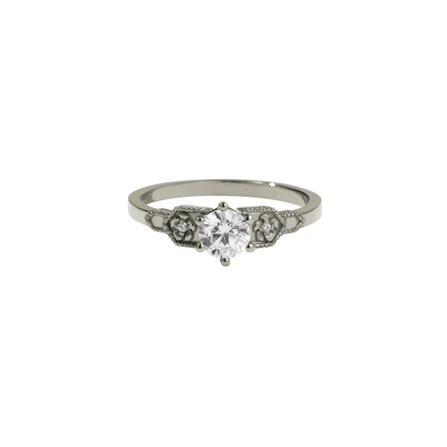Eternal Engagement Ring 0.5ct | 9ct White Gold