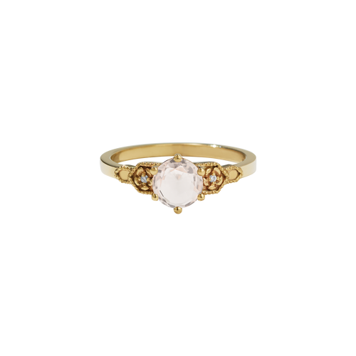 Eternal Engagement Ring 0.8ct | 18ct Yellow Gold
