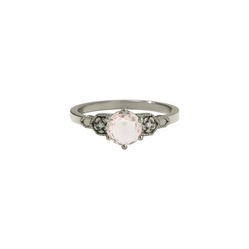Eternal Engagement Ring 0.8ct | 9ct White Gold