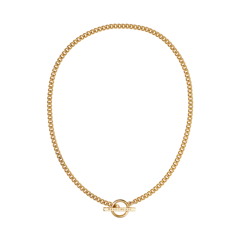 Fob Choker | 9ct Yellow Gold