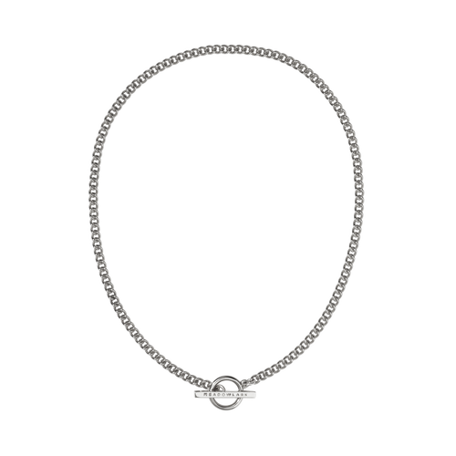 Fob Choker | Sterling Silver