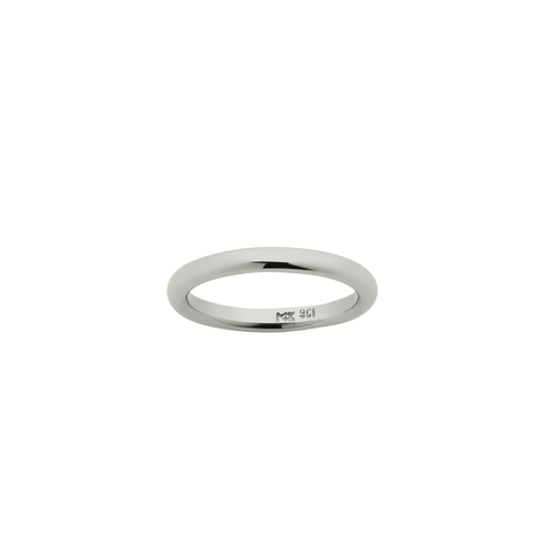 Halo Band 2.5mm | 14ct White Gold