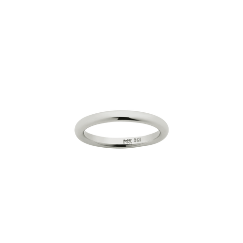 Halo Band 2.5mm | 9ct White Gold