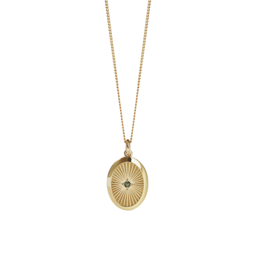 Inez Necklace | 9ct Yellow Gold