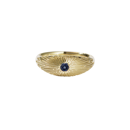 Inez Ring | 9ct Yellow Gold