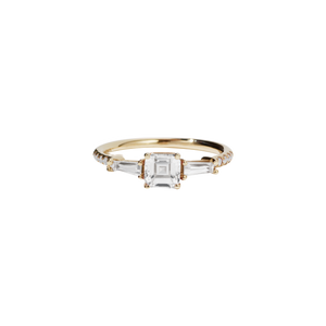 Juliet Ring | 9ct Yellow Gold