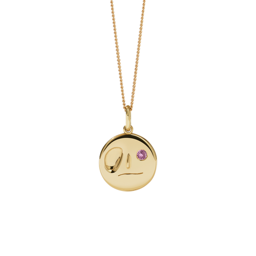 Miro Necklace | 9ct Yellow Gold