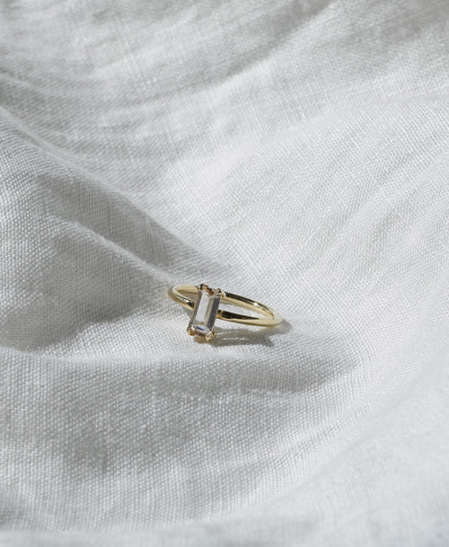 Paloma Ring | 9ct Yellow Gold