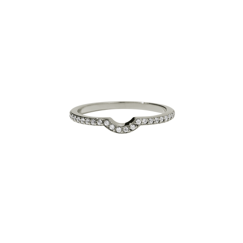 Signature Eternity Band | 18ct White Gold