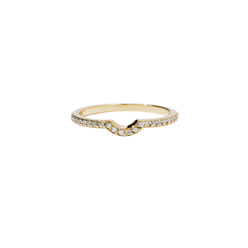 Signature Eternity Band | 18ct Yellow Gold