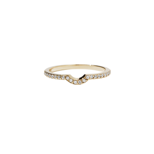 Signature Eternity Band | 9ct Yellow Gold