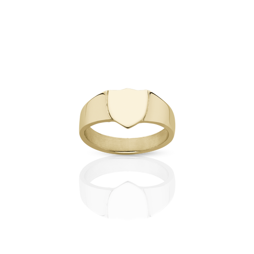 Signet Ring | Gold Plated