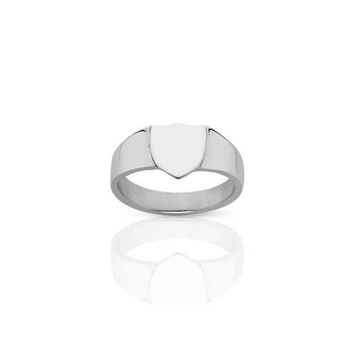 Signet Ring | Sterling Silver