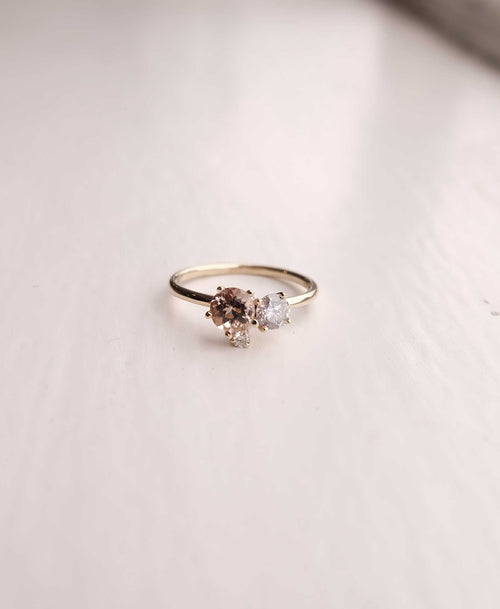 Trio Ring | Sterling Silver