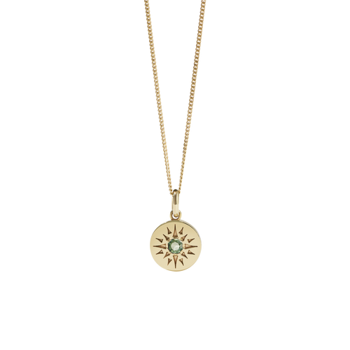 Ursa Necklace Medium | 9ct Yellow Gold