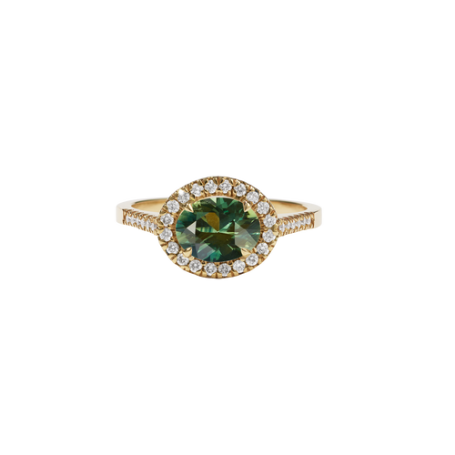 Venus Ring | 9ct Yellow Gold