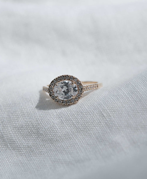 Venus Ring | Platinum