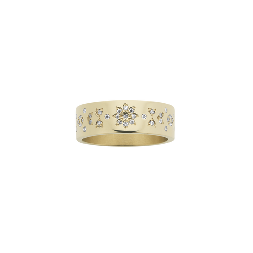 Violette Ring Set | 9ct Yellow Gold